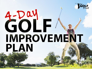 4-Day Golf Improvement Plan